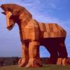 Beware of a Trojan Horse