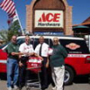 Village Ace Hardware Donates Smoke Detectors