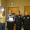 Yavapai County Awards Citizen on Patrol Volunteer