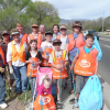 ADOT Endangers Cyclists and Volunteer Litter Lifters