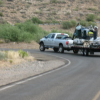 Helicopter Removal from Arizona Verde River Crash Site