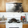 Sedona VOC Kitchen Fire Extinguished