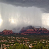 A Sedona Arizona Monsoon
