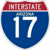 ADOT Northbound I-17 Construction