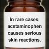 FDA Warns Acetaminophen Users