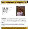Missing Flagstaff Woman