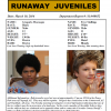 Runaway Juveniles Taken Into Custody