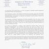 Congressman Gosar Salutes Chamberlain and Folksville USA