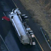 Oil Tanker Spill Closes I-17