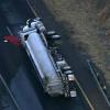 Oil Tanker Spill Closes I-17
