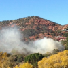 Breaking News Fire in South Sedona