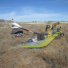 Aircraft Crashes at Bagdad Airport