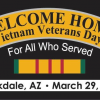 Welcome Home Vietnam Veterans Day
