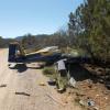 Sedona Plane Crash Injures Pilots