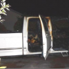 Silent Witness Offers Reward in Truck Arson Case