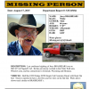 Arizona Missing Man and Red Truck