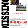 Help Find Missing Nick Sieben