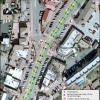 Uptown Traffic Control Plan Weekend Schedule