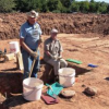 Archaeology Center Presents the Annual Sherman Loy Award