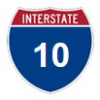 State Trooper Intentionally Collides with I-10 Wrong-Way Driver