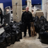 ADOT officers seize 1,113 pounds of marijuana in fake delivery van