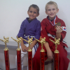 Camp Verde and Cottonwood Tae Kwon Do Families Shine at Gilbert Tournament