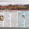 Sedona Times Publishing September Print Edition a First