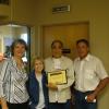 Unsung Hero, Manny Lugo, Wins Yavapai Award
