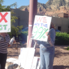 Sedona Eye on Occupy Wall Street