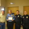 Yavapai County Awards Citizen on Patrol Volunteer