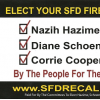 SFD Board Arranges Titanic Deck Chairs