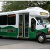 Sedona Commuter Bus Shelter Installed