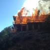 Sedona Fire Destroys Eagle Mountain Ranch Home