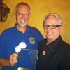 Sedona Rotarian David Simmer Honored