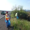 Folksville USA Notes Improved ADOT Litter Clean Up Effort