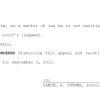 Court Vacates Sedona Short Term Rental Appeal