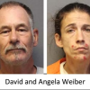Arson and Burglary Suspects Arrested
