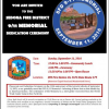 Please attend the Sedona 9/11 Memorial Dedication