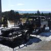 Sedona Balloon Fire Sparks Blaze and Burns Operator