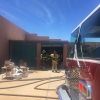 Sedona Mini Storage Unit Escapes Major Fire