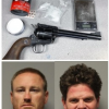 Traffic Stop Leads to Meth and Firearm