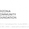 Arizona Community Foundation Announces Reorganization