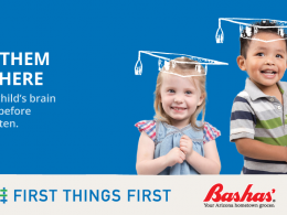 Bashas' and Food City partner to support Arizona's youngest children