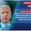 Two New Lawsuits Filed Seeking Records of How CFIUS Investments by Ukraine, China Firms Tied to Hunter Biden