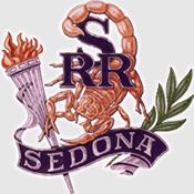 red rock high school logo