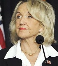Governor Jan Brewer, Arizona       AP photo