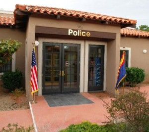 Sedona Police Department is located on Roadrunner Drive in west Sedona