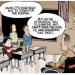 veteran humor cartoon
