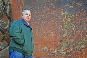 Ken Zoll, Director of the Camp Verde Arizona Archaeology Center