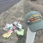 Arizona Veterans Highway I-17 litter